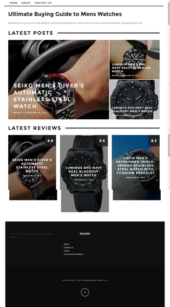 Mens Watches-Ultimate Buying Guide to Mens Watches