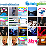 The #twestival widget with the latest postings from Twestivals from  around the world...