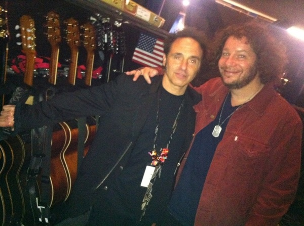 Big congrats to @springsteen & all the new & veteran E Streeters on their epic LA run - especially my buddy Nils.