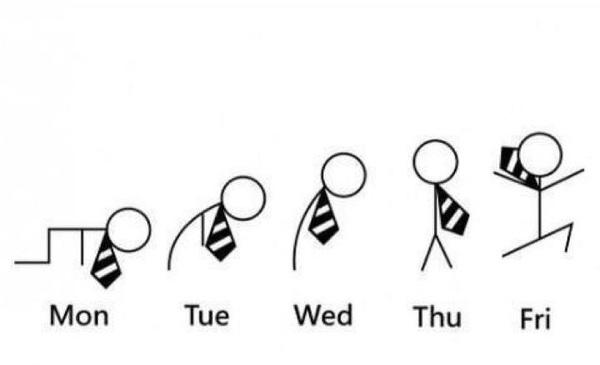 Thank God it's Friday!!