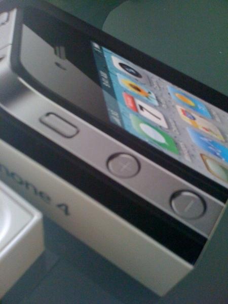 Nun war ich an der Reihe! Jetzt brauche ich noch ein neues iPhone4 Sleeve von #FREITAG
