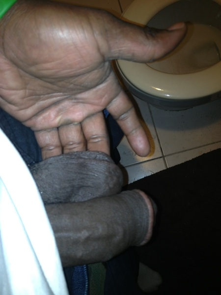 Balls are a Lil #Musty too...
