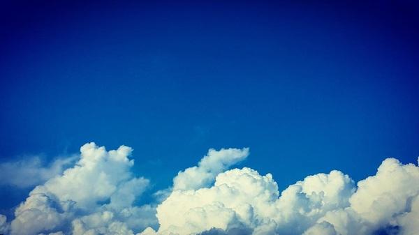 #夏 #summer #散歩 #空 #beautifulmoment #sky #cloud #雲