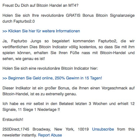 Spam translation fail