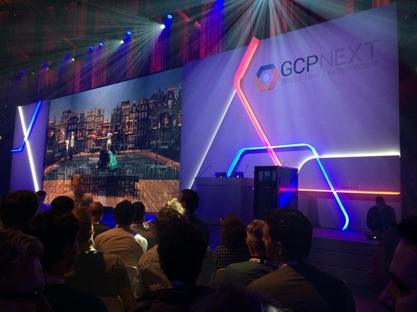 De toekomst van Google Cloud vandaag ontdekken bij Google Cloud Platform NEXT World Tour. Ben benieuwd! #GCPNEXT