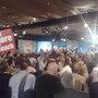 #lp09 speech over. Ovation loud.