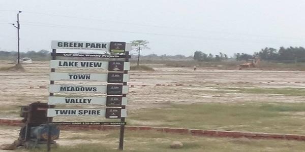 Residential Land Plots At Kisan Path Raebareli Sultanpur Road