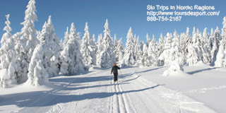 Ski Trips In Nordic Regions