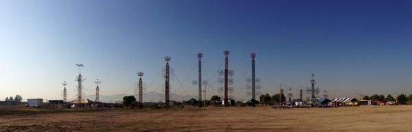"""Hoy en la Feria Nacional de la Pirotecnia Tultepec 2014 """"Concurso de Castillos de Torre"""""""