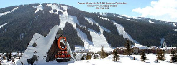 Ski Vacation Trip To Copper Mountain