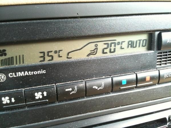 Best warm buiten