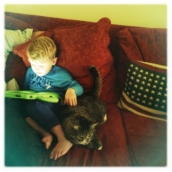 Fletcher of The Day: Pingu and Freddy