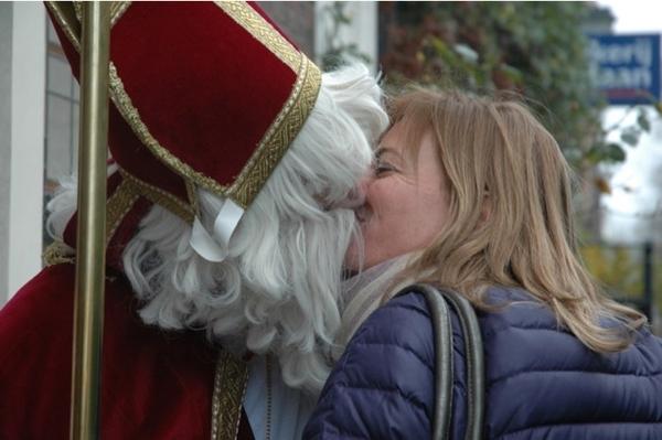 Hopelessy in love with Sinterklaas
