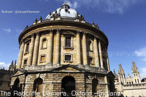 My camera is big but nothing like the size of this one #Oxford #England