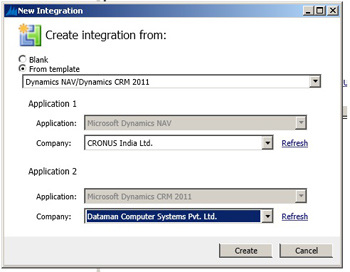 NAV and CRM Integration