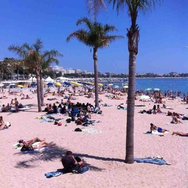 On Wednesday I will be here. In Cannes. Drinking. In the sun. Ooooooosh!!  #cantbloodywait