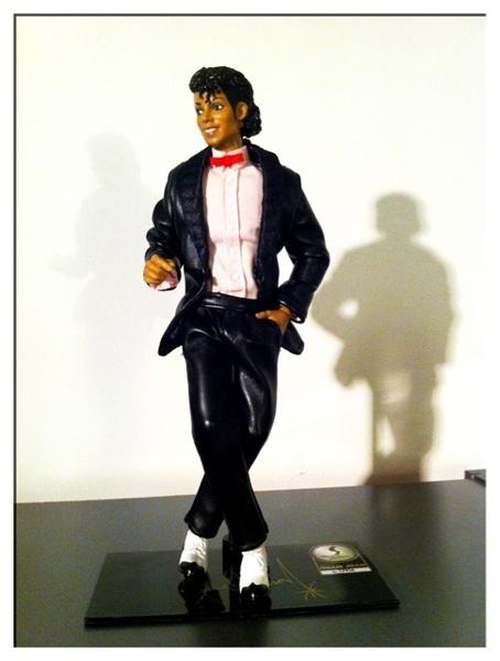 Got me a doll ;-) #MJ #BillieJean