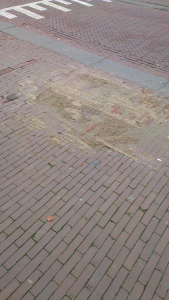 Stoeltje weer weg #rijnstraat #woerden