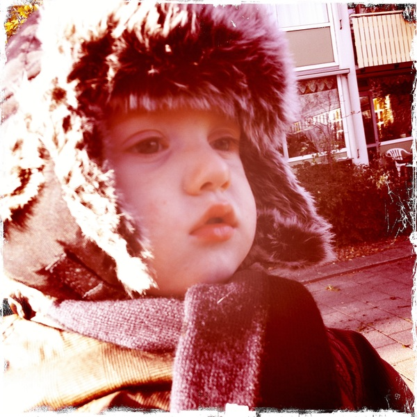 Fletcher of the day: Winter hat