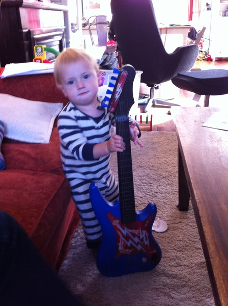 Fletcher of the day: rock and roll