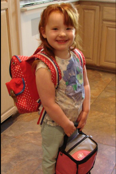 @lorilens notice the backpack on Lil?