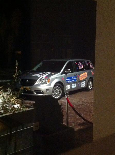 De @Prinsenadjudant auto!
