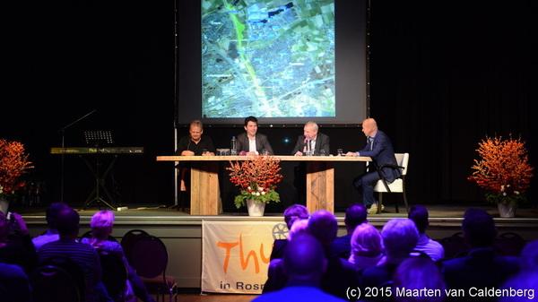 Bij Thuis in #rosmalen ging Joop Vos in gesprek met @JosvanSon , @ericlogister en Aart Wijnen