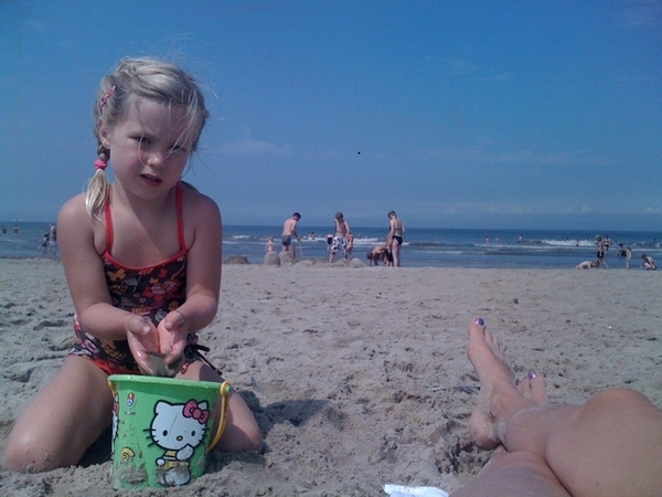 Great day at Texel beach