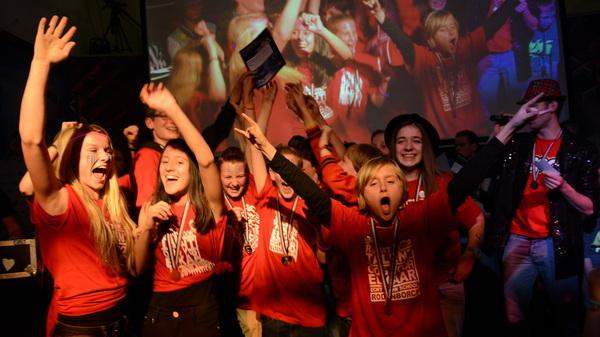 Vandaag werd #talenttraject @rodenborch #rosmalen 3e bij #flltilburg @FIRSTbrabant daarmee zijn ze naar #beneluxfinale