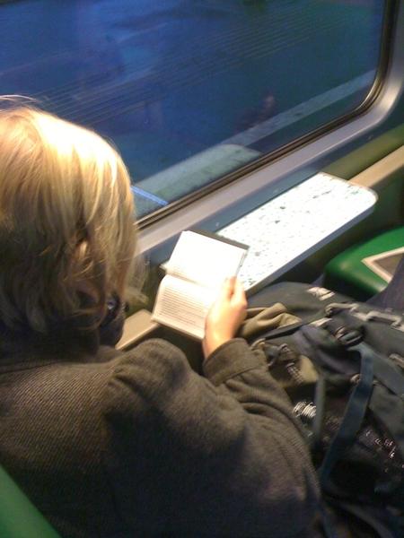 Ziet iemand #dwarsligger lezen.