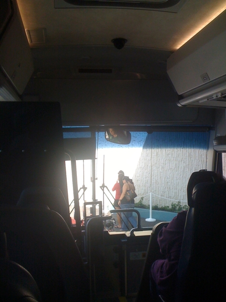 Crusing on Da #HeleOnBus to H-Town #Hilo #Hawaii