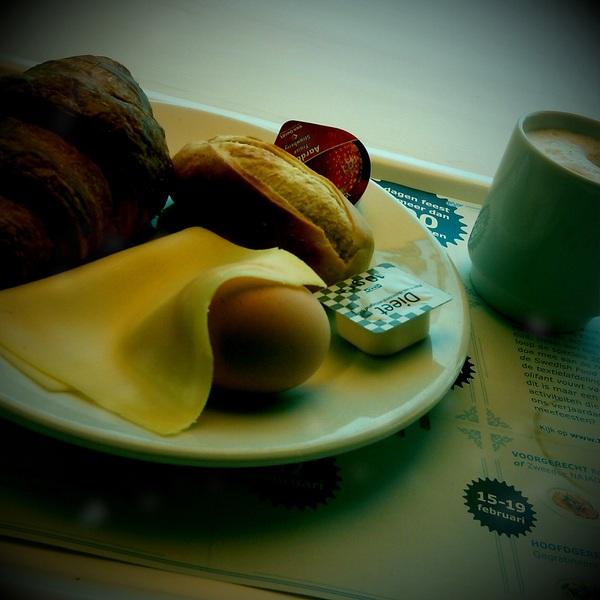 Zweeds ontbijt in Delft