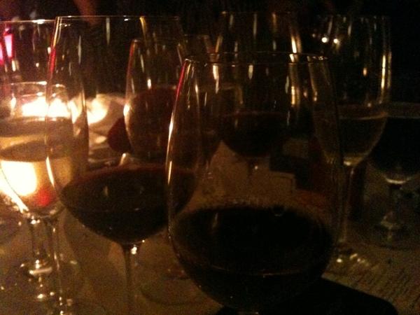 3 wines for desert...
