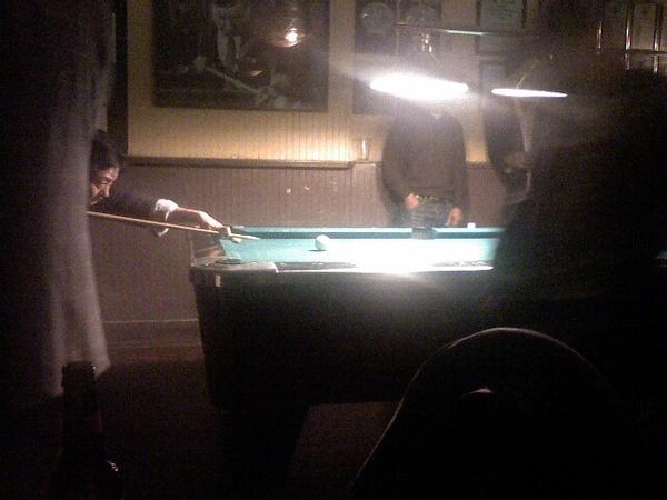 St. Patty's Day pool - Alibi