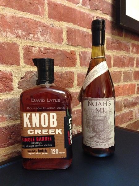 @ryantclifford Today's bourbon bounty.