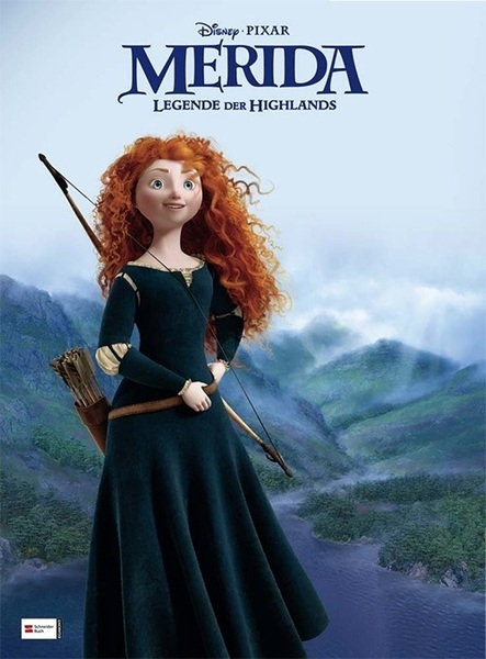 Looking forward to seeing the beautiful @chloe_takemeout in the new Disney film 'Brave'.