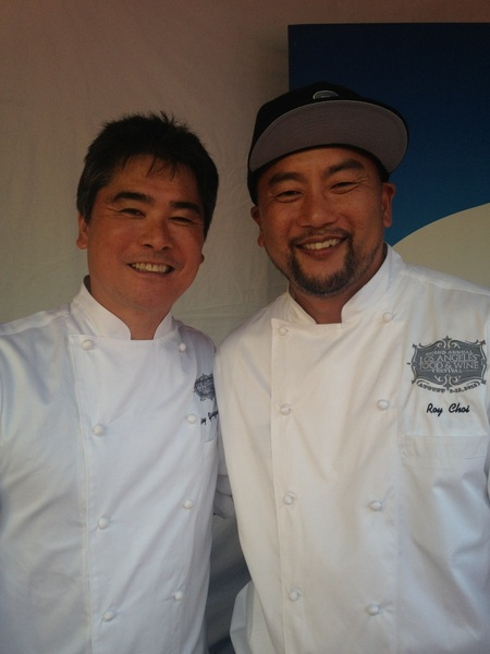 Come see Chef Roy Choi and 60 other world renown chefs @HIFoodWineFest Sept 6-9.