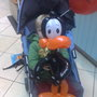 daffy duck as made by Mr Balloonatic