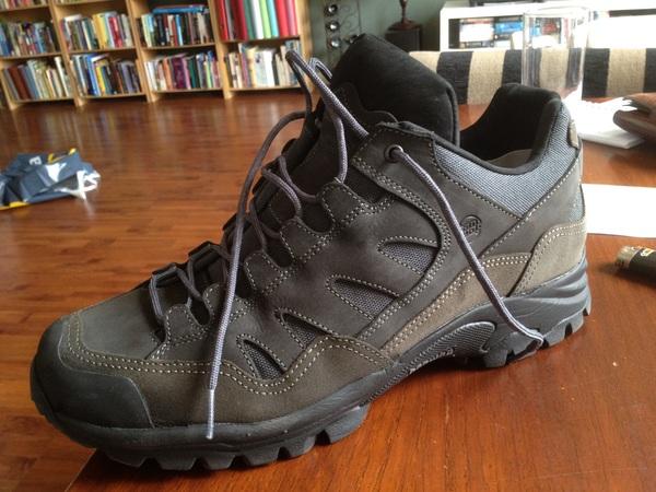 Dit zijn ze dan: de nieuwe schoenen die het moeten gaan doen! #4d12