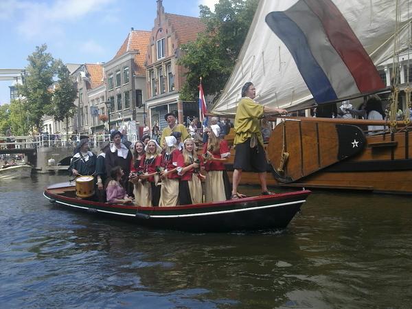 De geuzen komen eraan! #kaeskoppenstad #alkmaar