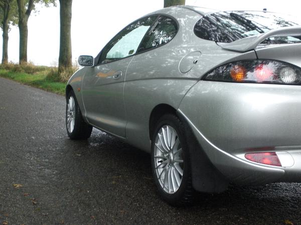Ford Puma Sergio: nu met nieuwe lichtmetalen velgen