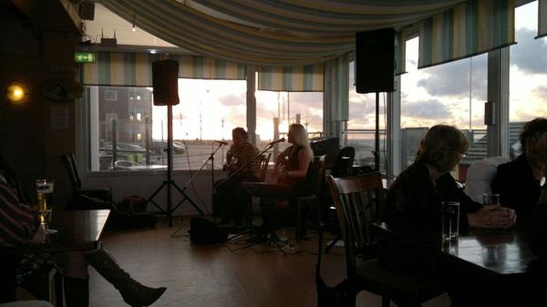#Pam #McBeth in #Katwijk Hotel #Savoy #Boulevard