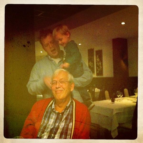 Fletcher of the day: Opa Robbert