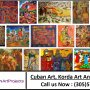 Cuban Art, Korda Art And Latin Art - Panamericanart