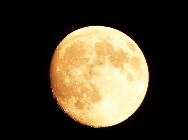 Dag maan #buienradar