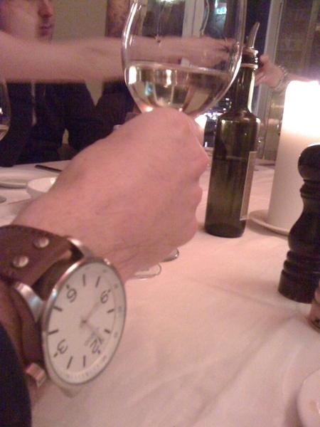 Grote horloges zijn ineens hip.