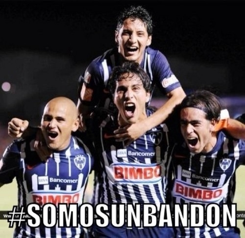 #somosunbandon