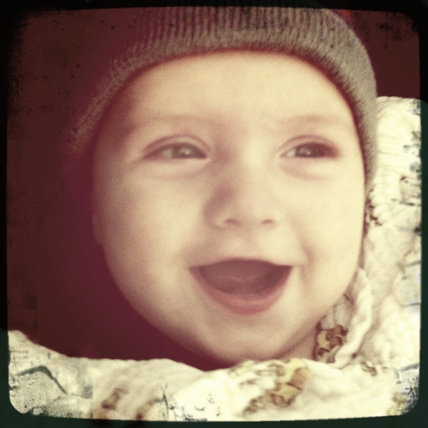 Fletcher of the day: giggly