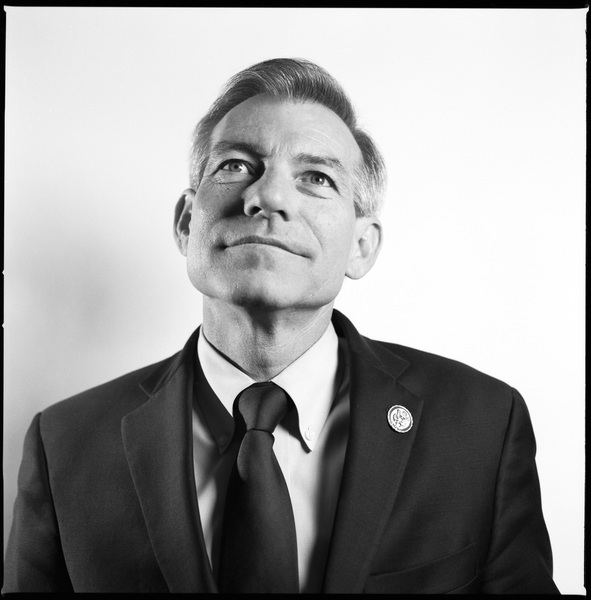 Here's an outtake from my shoot with @RepDavid. NOT Instagram. 1960s Hasselblad