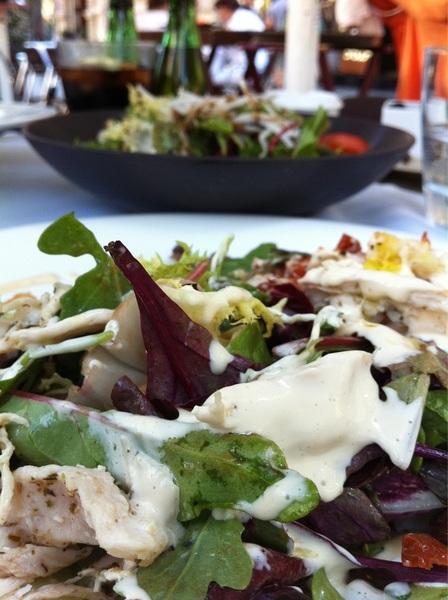 Heerlijke salade! #healthybcn  cc @aalbersberg